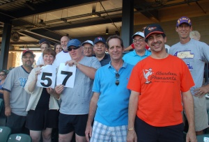 Rogers Hornsby Chapter meeting - 8/8/2011